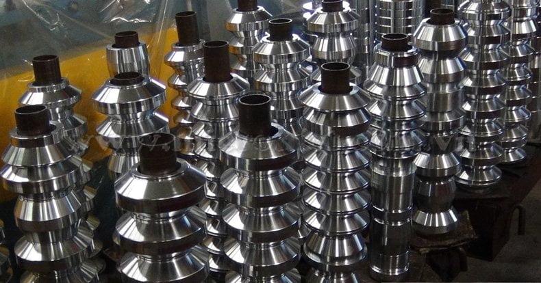 sản xuất con lăn máy cán tôn